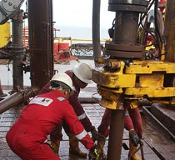 Sapura's Drilling Capabilities