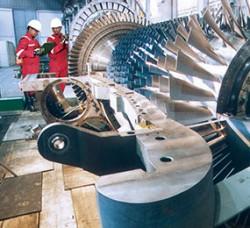 Sapura's marine turbine
