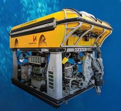 Sapura's marine ROV