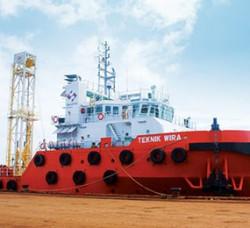 Sapura's marine subsea