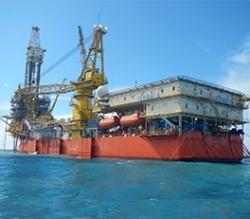 Sapura's asset drilling