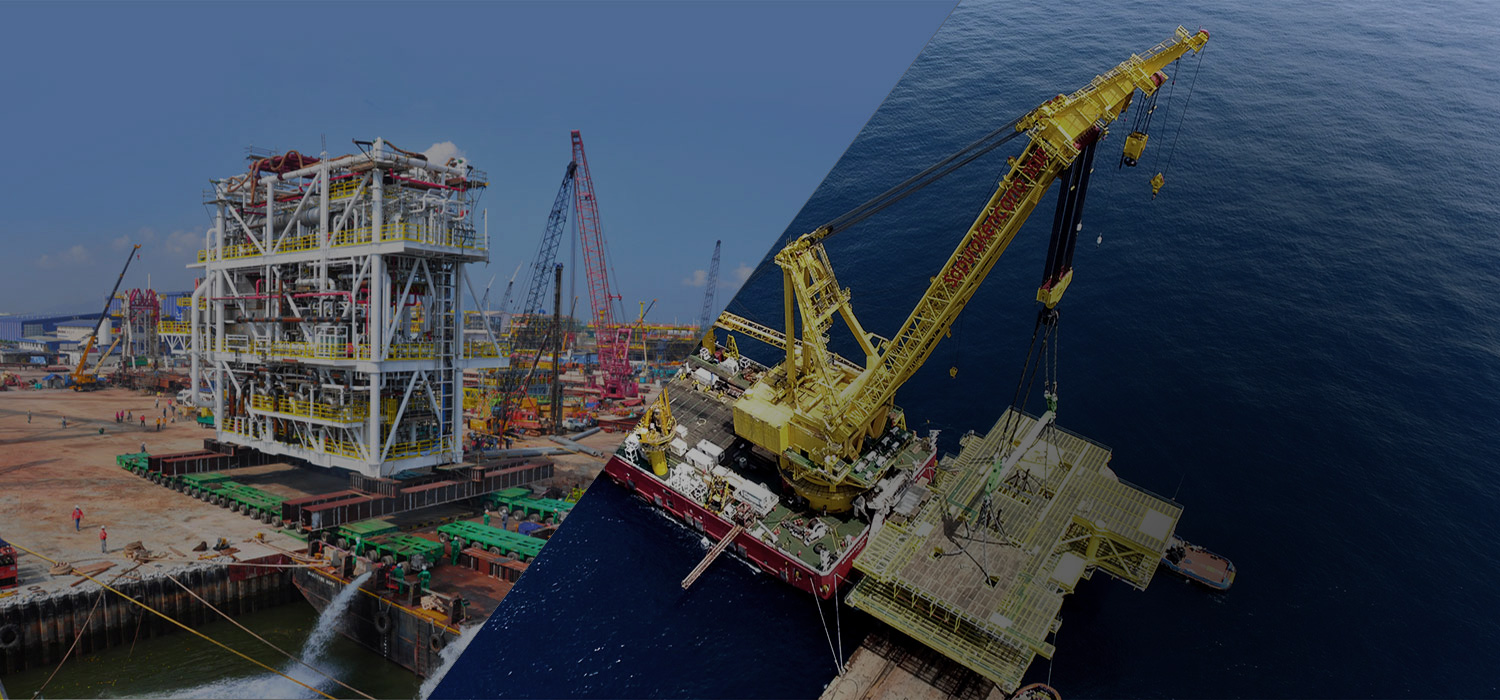 offshore hookup and construction services india pvt ltd
