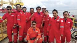 Sapura's staff